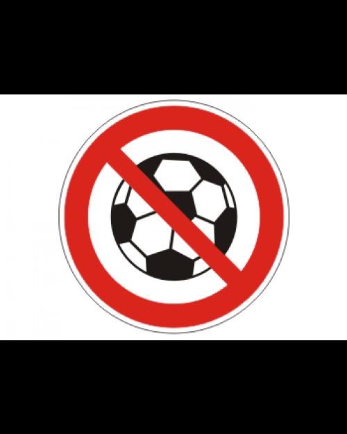 """Verbotsschild """"Ballspielen verboten"""", Best.‑Nr.3441"""