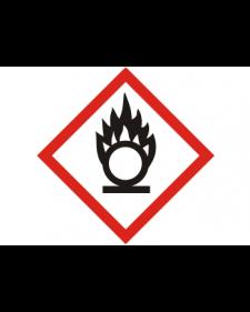 Schild: Brandfördernd, Best. Nr. 3982