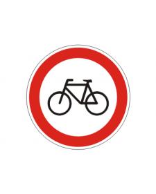 Verbotsschild: Für Radfahrer verboten, Best. Nr. 3413
