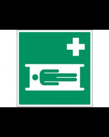 Rettungszeichen: Krankentrage, Best.-Nr.3641