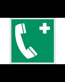 Rettungszeichen: Nottelefon, Best.‑Nr.3642