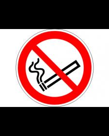 Verbotsschild Rauchen verboten, Best.-Nr. 3480