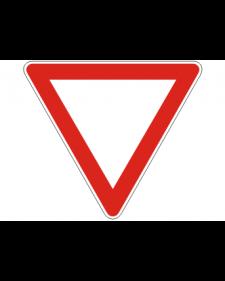 Verkehrsschild: Vorfahrt gewähren, Bild‑Nr.205, weiß/rot, reflektierend, Alu, 2 mm, Best.‑Nr.4032