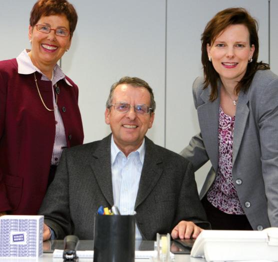 Bild der Firmenleitung Familie Warweg