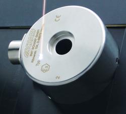 Laserbeschriftung auf einem Stethoskop-Kopf